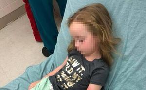 Una niña de cinco años sufre parálisis por la picadura de una garrapata