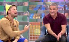 Fuerte enfrentamiento entre Rafa Mora y Gustavo González