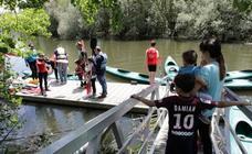 Deporte en las fiestas de San Juan de Sahagún de Salamanca