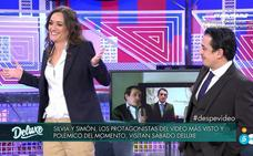 Silvia Charro y Simón Pérez protagonizan el vídeo más polémico