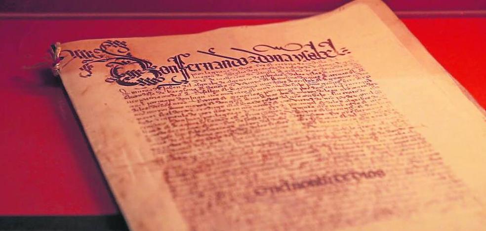 El Tratado de Tordesillas original volverá a la villa por su 525 aniversario