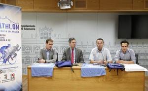 Salamanca celebrará este domingo el IV Triatlón Media Distancia