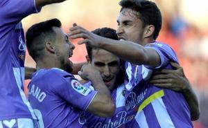 El Valladolid toca el cielo de Primera en Soria
