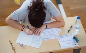 El 96,25% de los alumnos supera la Selectividad de junio en el distrito de la Universidad de Valladolid