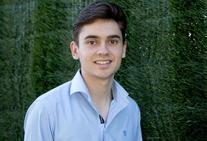 El alumno con mejor nota de la EBAU de la Comunidad estudiará Derecho en la USAL por ser «la mejor universidad de España»
