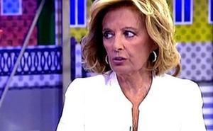 Terelu echa de 'Sálvame' a su madre, María Teresa Campos