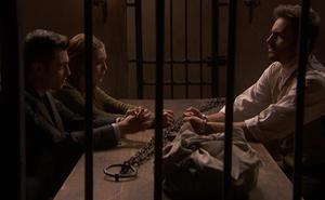 Isaac no quiere que Antolina se haga ilusiones con él