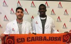 Aquimisa anuncia las renovaciones de los capitanes, Raúl Crespo y 'Dudu' Dieye y del joven base Alonso Ruiz