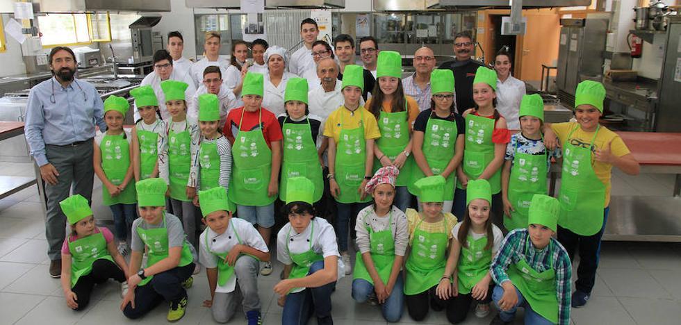Ellos son el futuro de la cocina segoviana