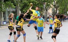 Deporte Base del 9 y 10 de junio. Valladolid