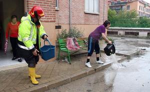 Segovia bate su récord con 98 días de lluvia en lo que va de año