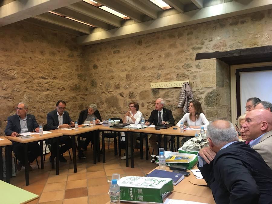 Programa para recuperar 54 iglesias del norte de Palencia y Burgos