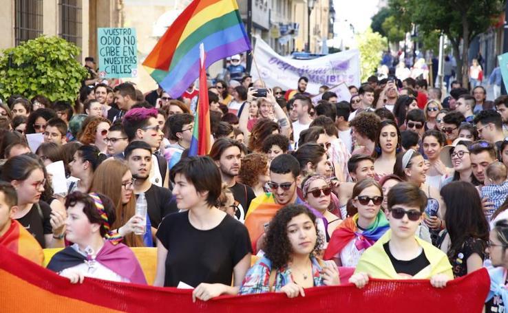Marcha del Orgullo LGTB+