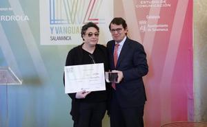 La obra 'Pneuma' gana el certamen del festival Luz y Vanguardias