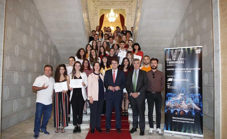 El Festival Luz y Vanguardias entrega sus premios