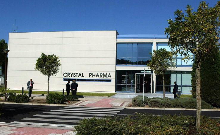 Instalaciones de Crystal Pharma en el Parque Tecnologico de Boecillo