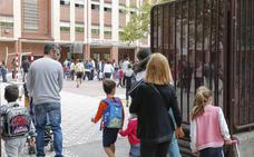 El 8% de los alumnos de la ESO repite curso y en Primaria se supera la media española