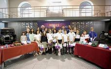 El Museo de Automoción entrega los premios de concurso escolar de maquetas
