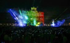 Luz y Vanguardias enciende la Salamanca más monumental
