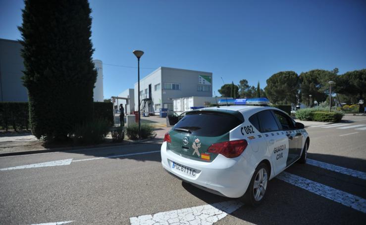 Explosión en la empresa Crystal Pharma en el Parque Tecnológico de Boecillo