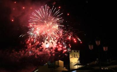 Las fiestas de Segovia se anudan el 'no' a la violencia sexista