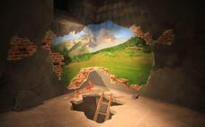Las celdas de la antigua cárcel de Segovia vuelven a abrirse al arte