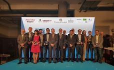 Ganadores de los II Premios ingenierosVA de la Industria