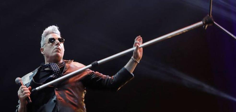 Loquillo y Revólver, en las Noches Mágicas (y rockeras) de La Granja