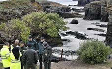 Archivan la investigación por la muerte de la joven vallisoletana en la playa de Las Catedrales