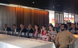 Bodegas Viña Vilano reúne a 200 expertos en la presentación de sus vinos más cosmopolitas