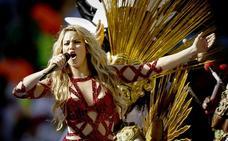 Shakira desvela la promesa que le hizo a Dios para recuperar su voz