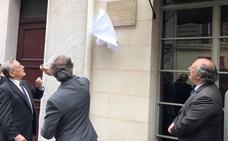 París recuerda con una placa la estancia de Unamuno en la capital francesa