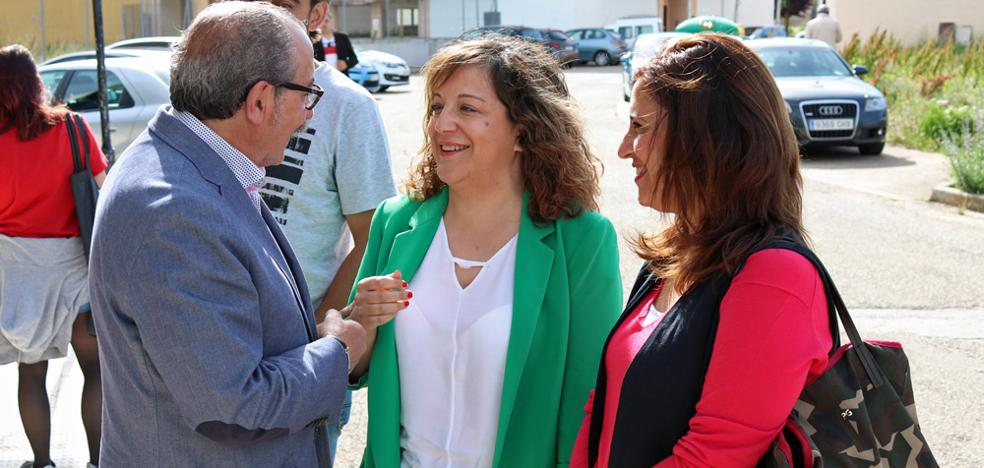 Iratxe García reclama a la Unión Europea medidas concretas para combatir la despoblación