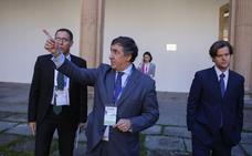 El abulense José Ramón García Hernández, primer candidato a las primarias del PP