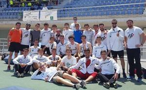 El Caja Rural Atlético Salamanca quiere ascender hoy a División de Honor en Las Pistas