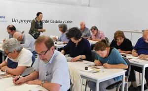 Santa María la Real programa un taller de escritura celta en Aguilar