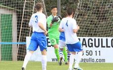 El portero Christian se incorpora al primer equipo de la Segoviana