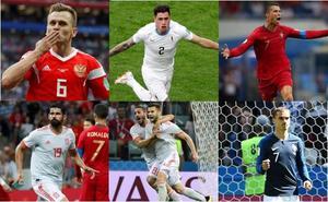La Liga 'golea' en Rusia