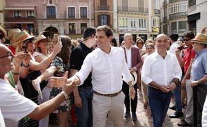 Rivera plantea que los partidos deban obtener un 3% del total nacional de votos