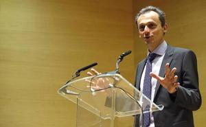 Pedro Duque se reúne el miércoles con el rector Ricardo Rivero