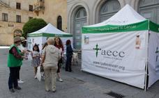 La AECC advierte de un incremento del 10% anual en los casos de cáncer de piel