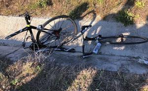 Valladolid registra uno de los índices más altos de siniestralidad ciclista del país con un 8,3%