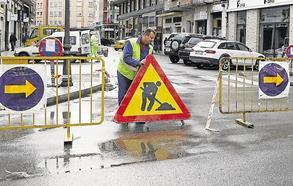 Ciudadanos pide que se hagan las pruebas arqueológicas en las obras del centro de Palencia