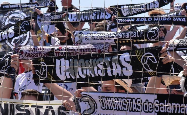El Socuéllamos gana 1-0 en la eliminatoria al Unionistas Salamanca