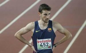 Álvaro de Arriba gana en Soria el 800 pero el FC Barcelona termina segundo en la Liga