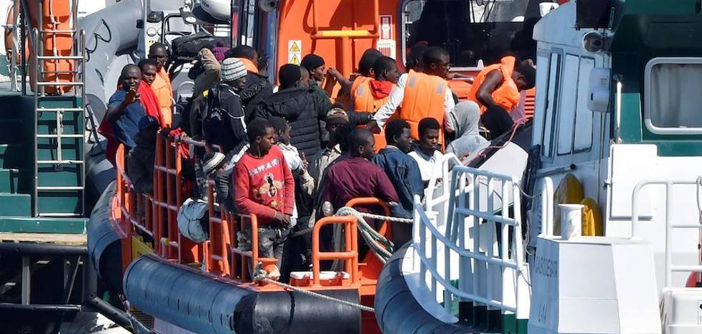 España se enfrenta ya a la mayor crisis migratoria de la última década