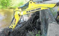 Los daños de las tormentas obligan a reparar diecisiete carreteras provinciales