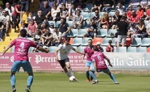Salmantino y Compostela firman tablas y se jugarán el ascenso en San Lázaro el domingo