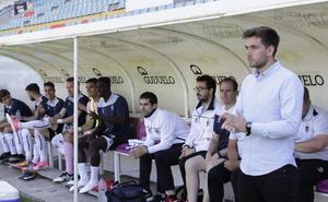 Cortés: «Nos vamos con un sabor agridulce, el Salmantino mereció un 2-1 al menos»