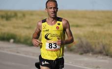 Sergio Sánchez bate el récord de la Media Maratón de Campaspero